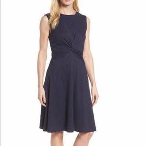 Caslon twist front knit dress size XXL